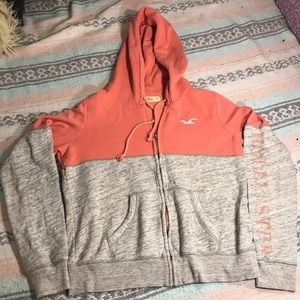 Hollister jacket NWOT
